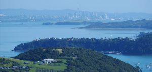 Looking over Kennedy Point and Browns Island to Auckland 300x142 - Gallery