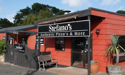 Stefanos Restaurant - Wineries
