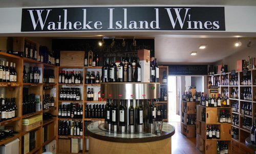 Waiheke Wine Centre - Wineries